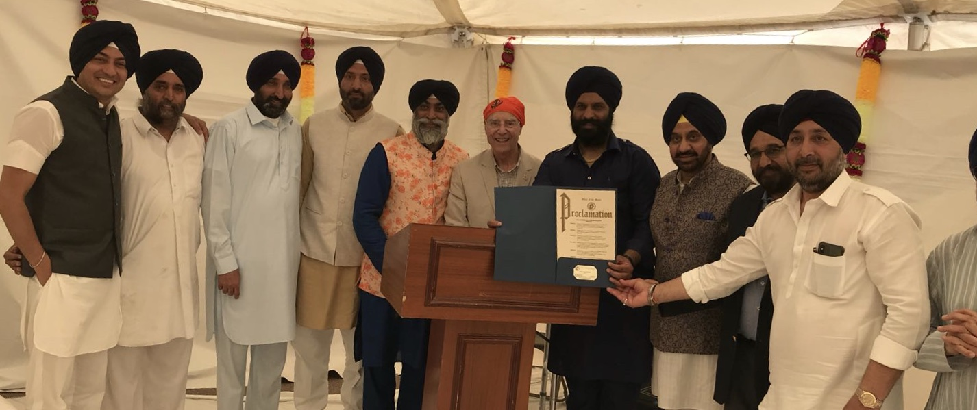Monroe Township – Sikh Awareness and Appreciation Month